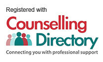 registered with counselling directory connecting you with professional support